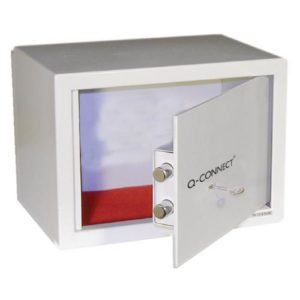 Q-Connect 10 Litre Key Operated Safe
