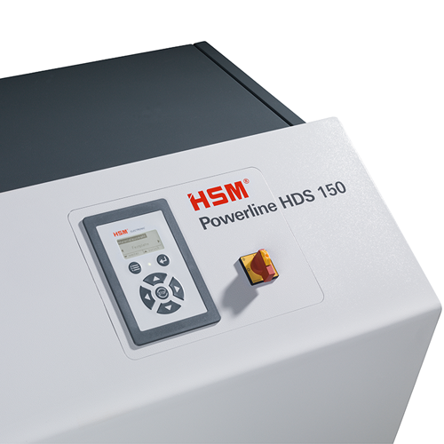 HSM Powerline HDS 150 single stage 2